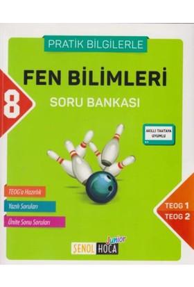 Şenol Hoca 8. Sınıf Teog Fen Bilimleri Soru Bankası