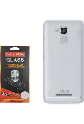 Gpack Asus Zenfone 3 Max Kılıf 02mm Silikon Case +Cam