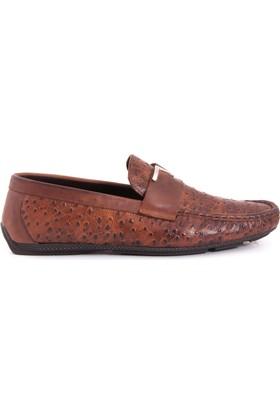 Kemal Tanca Erkek Klasik Ayakkabı Taba