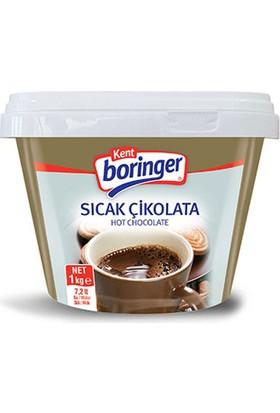 Kent Kent Boringer Toz Sıcak Çikolata 1Kg