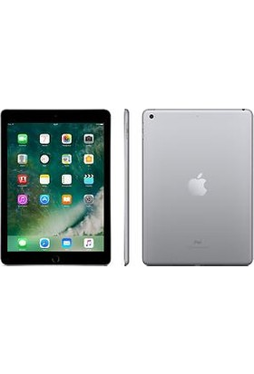 "Apple iPad Wi-Fi 128GB 9.7"" IPS Tablet - Uzay Grisi MP2H2TU/A"