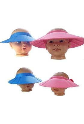 Ninikids Ayarlanabilir Bebek Banyo Şapkası Süper Soft