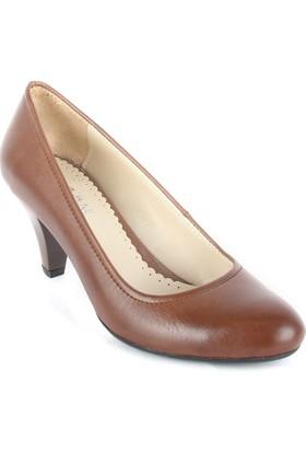Gön Deri Kadın Ayakkabı 22159