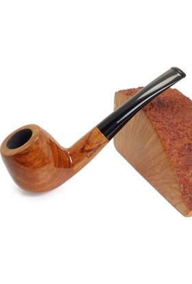 Falconetti Maun Ağacı Parlak El Yapımı Pipo pt61