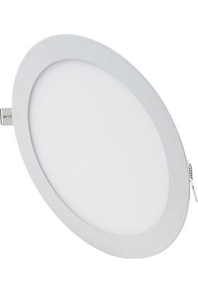 Cata Ct 5148 15W Panel Led Spot Armatür Beyaz Renk