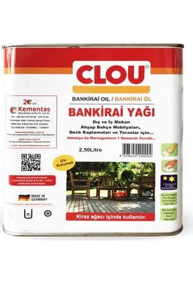 Clou Bankirai Yağı 2,5 Litre