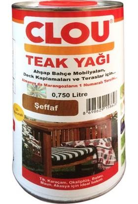 Clou Tik Yağı 750 Ml