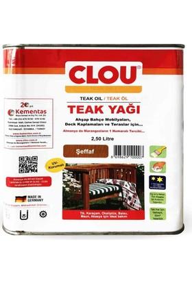 Clou Tik Yağı 2,5 Litre