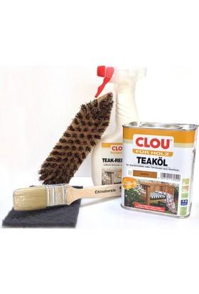 Clou Tik Bakım Seti 5 Parça