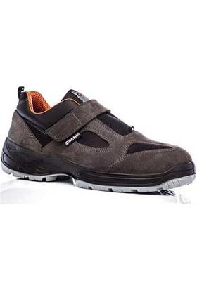 Demir Yazlık İşçi Ayakkabısı Ç.Burun (Stfs1217) Gri Süet 40 No (1 Çift)