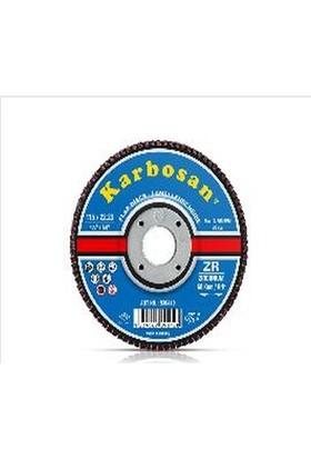 Karbosan 115*22 60 Kum Flap Disk Zımpara (1 Adet)