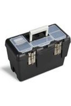 Port-Bag 22 No (Ml04) Siyah Metal Kilitli (1 Adet)