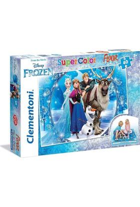 Clementoni 25447 - 40 Parça Frozen XXL Yer Puzzle