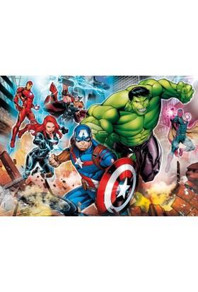 Clementoni 250 Parça Avengers (Yenilmezler) Puzzle