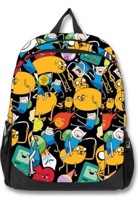 Adventure Time Okul Çantası (1891)