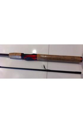 Bauer M5 Ugly Stick Style Parçalı Spin Kamış 2,10 Mt / 20-40 Gr