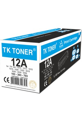 Tk Hp Q2612A Laser Toner