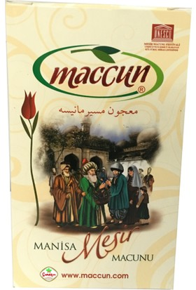 Maccun Manisa Mesir Macunu