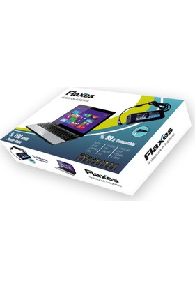 Flaxes Fna-To151 75W 15V 5A 6.3*3.0 Toshıba Notebook Standart Adaptörü