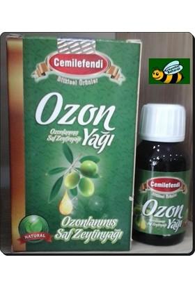 Cemil Efendi Ozon Yağı Ozonlanmış Zeytin Yağı 50 Ml