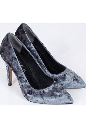 Lonar Grikadife Sivri Burun Topuklu Kadın Stiletto 14