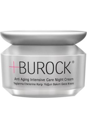 Burock Yaşlanma Etkilerine Karşı Yoğun Gece Kremi 60 Ml
