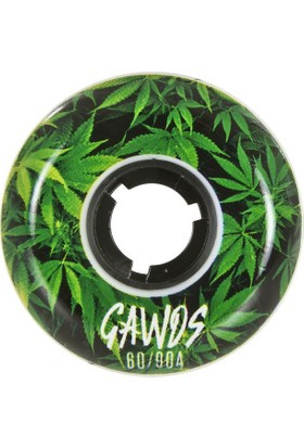 Gawds Og Team Weed Agresif Tekerlek (60Mm/90A)
