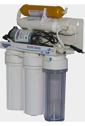 Milsuart AçıkKasa 6 Aşamalı Pompasız Su Arıtma Cihazları