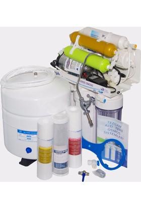 Milsuart AçıkKasa 7 Aşamalı Pompalı Su Arıtma Cihazları
