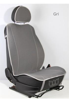 Honda Civic Oto Koltuk Koruyucu Kılıf Gri 2012-2015 Bod