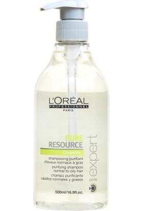 Loreal Serie Expert Pure Resource Şampuan 500 Ml