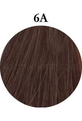 Matrix Socolor Saç Boyası 6A Koyu Kumral Küllü 90 Ml