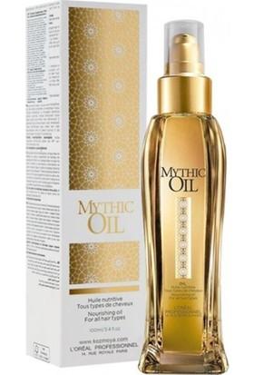 Loreal Mythic Oil Efsane Fön Yağı 100 Ml - Yeni Seri