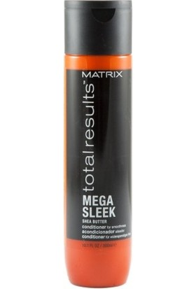 Matrix Total Results Mega Sleek Düzleştirici Bakım Kremi 300Ml