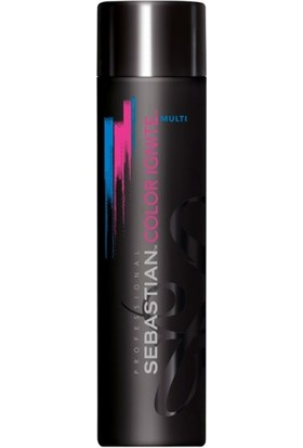 Sebastıan Color Ignite Multi Röfleli Saçlar İçin Şampuan 250Ml