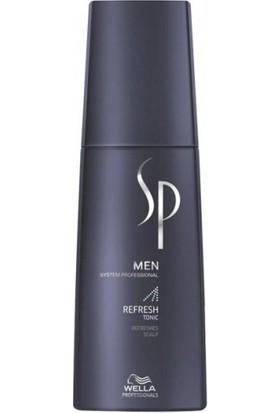 Wella Sp Men Refresh Canlandırıcı Tonik 125Ml Türkçe Etiketli