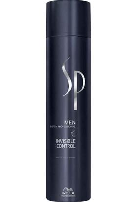 Wella Sp Men Invisible Control Matlaştırıcı Saç Spreyi 300Ml
