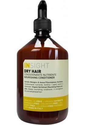 Insıght Dry Hair Kuru Saçlar İçin Parabensiz Besleyici Krem 500Ml