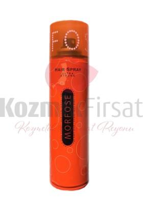 Morfose Turuncu Ultra Sert Saç Spreyi 200Ml