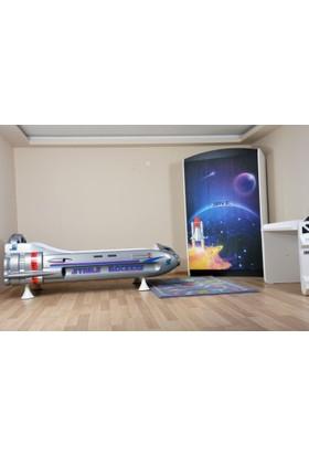 Musvenus Mobilya Star Rocket Oda Takımı