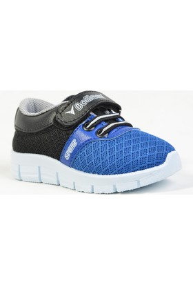 Bolimex Cırtlı Fileli Günlük Erkek Çocuk Spor Ayakkabı