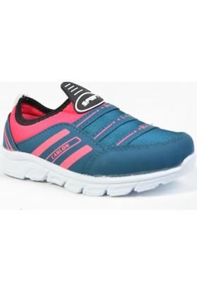 Caslon Pt Fileli Günlük Kız Çocuk Spor Ayakkabı
