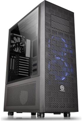 Thermaltake Core X71 FullTower Kırılmaz Tempered Glass Pencereli Kasa (PSU yok) CA-1F8-00M1WN-02