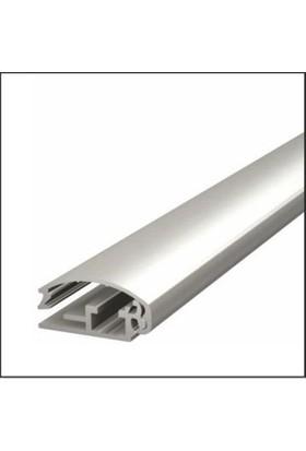 ORES 25mm. Alüminyum Afiş Çerçevesi Rondo Köşe - DIN A1 (594x841 mm.)