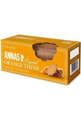 Lotus Annas Orange Thins 150 gr