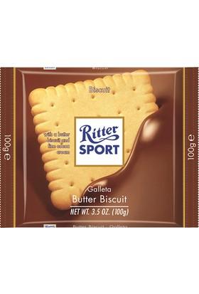 Ritter Sport Butter Biscuits 100 gr