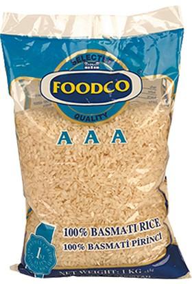 Foodco Basmati Pirinç (1 Kg Lik Paket)