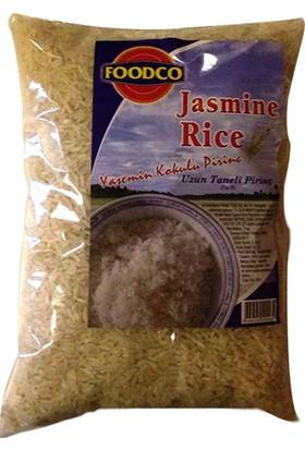 Foodco Yasemin Pirinç (1 Kg Lik Paket)