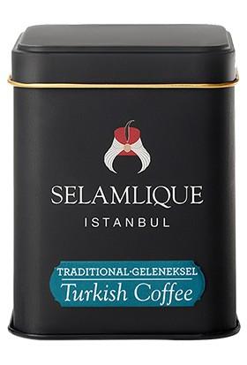 Selamlique Geleneksel Türk Kahvesi Sade 125 gr