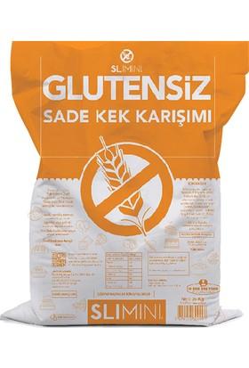 Slimini Un Glutensiz Kek Miks 25Kg